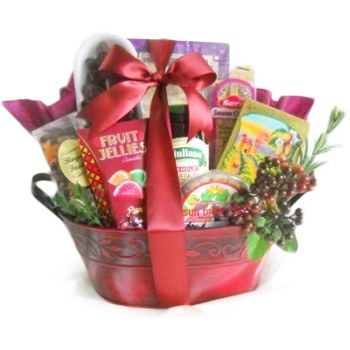 Los Angeles flowers  -  Sweet Ramadan Repast Baskets Delivery