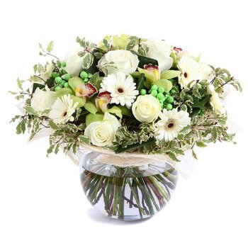 Monaco flowers  -  Sweet Seduction Baskets Delivery