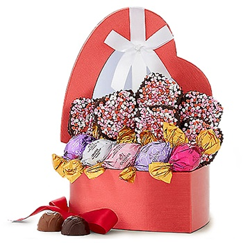 Los Angeles flowers  -  Sweetness and Joy Baskets Delivery