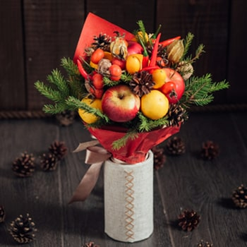 Saray flowers  -  Tempting Orchard Flower Delivery
