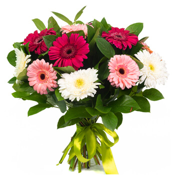 Tasböget flowers  -  Thank You Flower Delivery