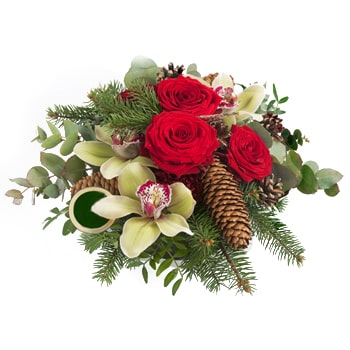 Oslo online Florist - The Art of Nature Bouquet
