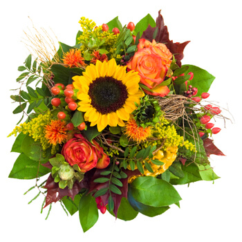 Ukraine flowers  -  Tranquility Baskets Delivery