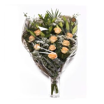 United Kingdom flowers  -  A Dash of Peach Baskets Delivery