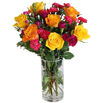 Sheffield flowers  -  Best of Friends Arrangements Flower Delivery