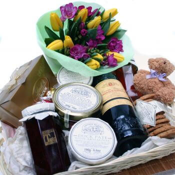 London flowers  -  Decadence Devoured Baskets Delivery