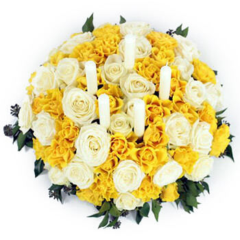 London flowers  -  Elegant Extravaganza Baskets Delivery
