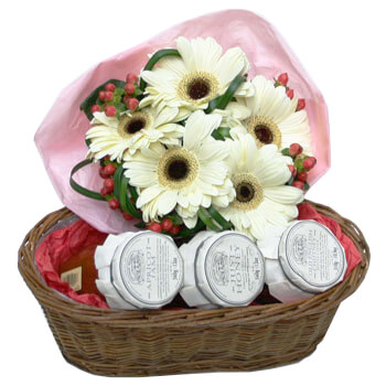 Leeds flowers  -  Fruit Jam and Flowers Delivery