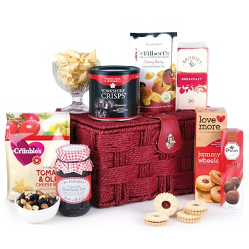 United Kingdom flowers  -  Gluten-free Gaiety Baskets Delivery