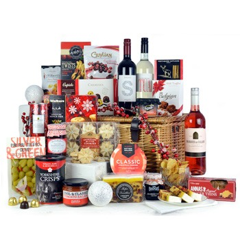 United Kingdom flowers  -  Hogmanay Holiday Baskets Delivery