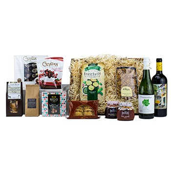 Bradford flowers  -  Perfect picnic getaway Baskets Delivery