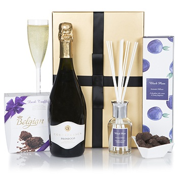 Bradford flowers  -  Perfectly Prosecco Flower Delivery