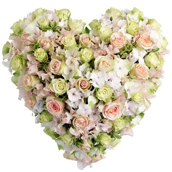 Bradford flowers  -  Sweetheart Flower Arrangement Delivery