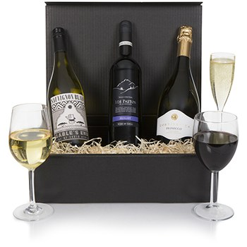 United Kingdom flowers  -  Tour of Wine Set Baskets Delivery