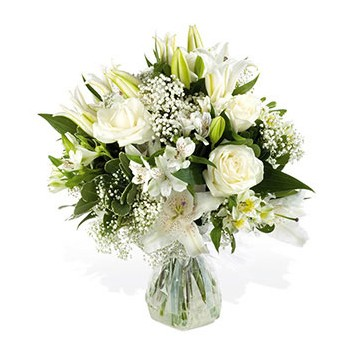 United Kingdom flowers  -  Wedding Remembrance Baskets Delivery