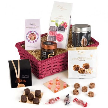 Sheffield, United Kingdom flowers  -  Ultimate Eid Delights Basket Baskets Delivery