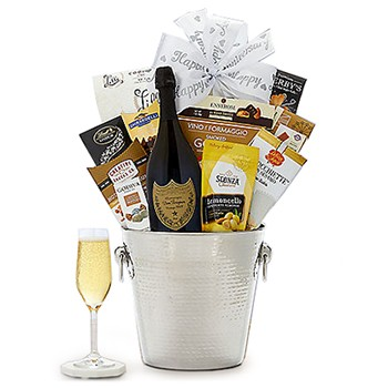 USA, United States online Florist - A Night Of Champagne Bouquet