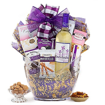Wichita flowers  -  Assorted Pleasure Baskets Delivery