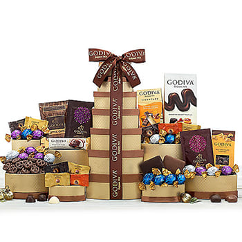 Minneapolis, United States flowers  -  Chocolate Carousal Baskets Delivery
