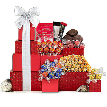 USA, United States online Florist - Chocolate Heaven Bouquet