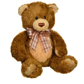 Boston blommor- Dapper Bear Leverans