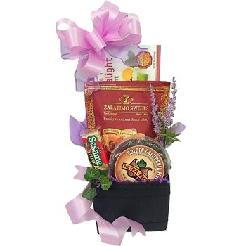 Dallas bunga- Eids Gifts Treats Collection Baskets Penghantaran