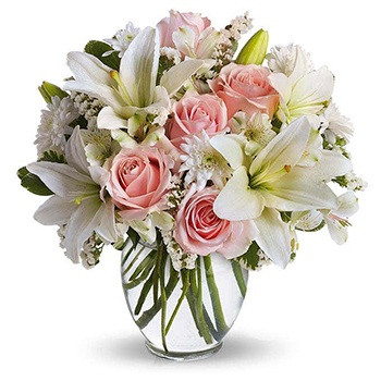 Tulsa flowers  -  Elegant Display Baskets Delivery