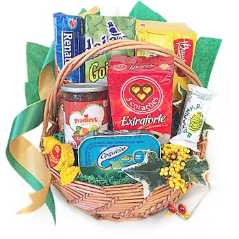 Wichita flowers  -  Essence of Brazil Baskets Delivery
