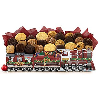 Boston, United States online Florist - Festive Caravan Bouquet