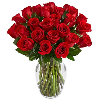 Tulsa flowers  -  For My Valentine Baskets Delivery