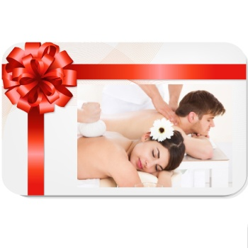 Long Beach flowers  -  Gift Certificate for Couples Massage Baskets Delivery