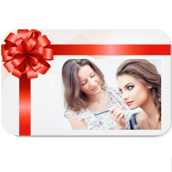 Long Beach flowers  -  Gift Certificate for Hair and Makeup Baskets Delivery