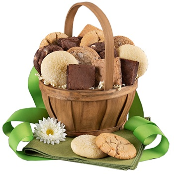 Virginia Beach flowers  -  Goodness to Go Basket Baskets Delivery