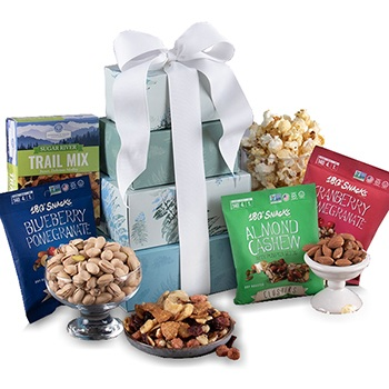 Austin flowers  -  In a Nutshell Gift Set Baskets Delivery