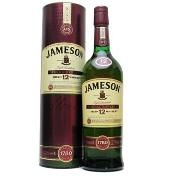 Detroit flowers  -  Jameson Special Reserve Baskets Delivery