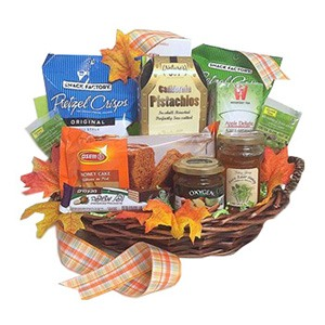 Detroit flowers  -  Kosher Snack Collection Baskets Delivery