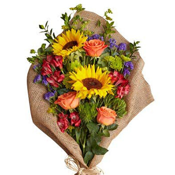 USA, United States online Florist - Morning Delight Bouquet