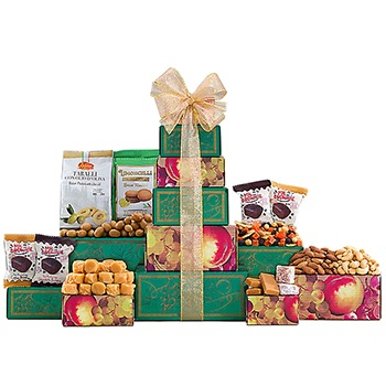 Milwaukee flowers  -  Nutty Towers Baskets Delivery