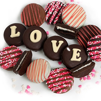 USA, United States online Florist - Oreos are Love Bouquet