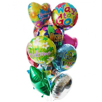 Houston flowers  -  Party Mix Baskets Delivery