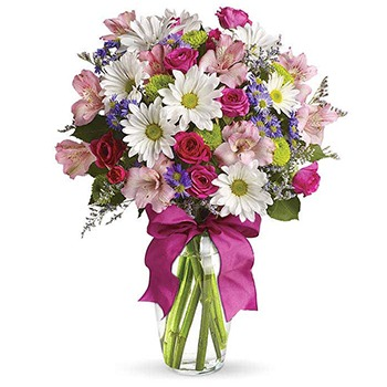 Tulsa flowers  -  Picture Perfect Baskets Delivery