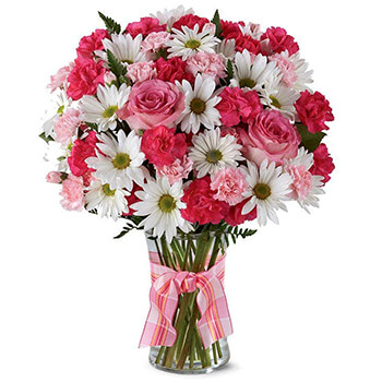 Tulsa flowers  -  Princess Perfection Baskets Delivery