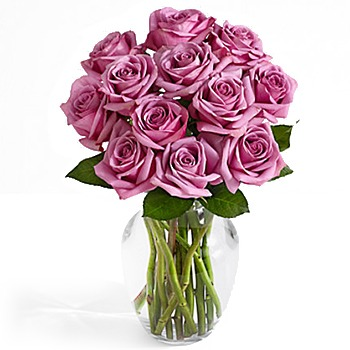 Washington blomster- Royal Roses Bouquet Kurve Levering