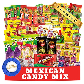 Detroit bunga- Sweet Mexico Baskets Penghantaran