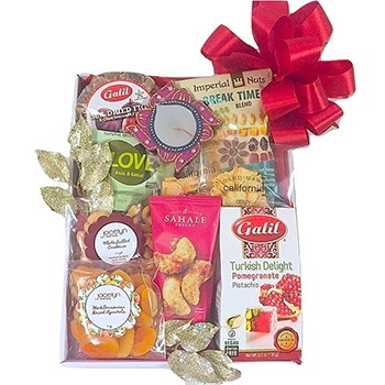 Arlington flowers  -  Sweet Ramadan Indulgence Baskets Delivery