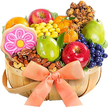 Virginia Beach flowers  -  Sweets and Fruit Baskets Delivery