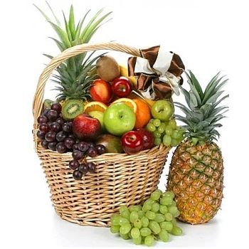 Washington flowers  -  The Fruit Experience Baskets Delivery