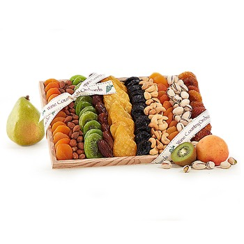 USA, United States online Florist - Travel Snacks Bouquet