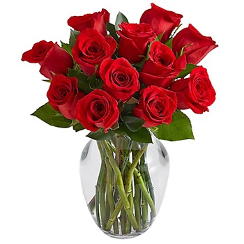 Virginia Beach flowers  -  True Love Bouquet Baskets Delivery