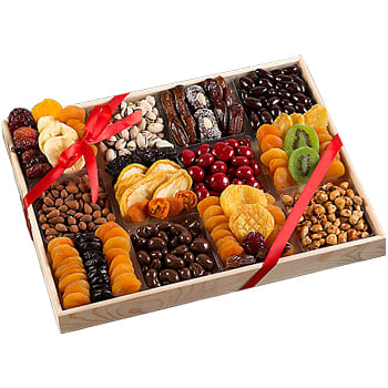 Indianapolis, United States flowers  -  Ultimate Snack Baskets Delivery